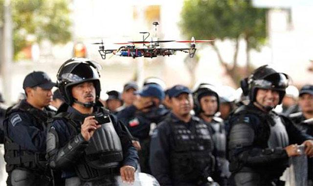 drones en mexico 1
