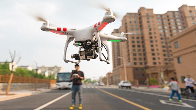 software dron 1