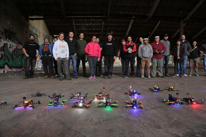 carreras de drones 3