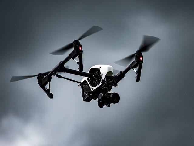 que son los drones como funcionan