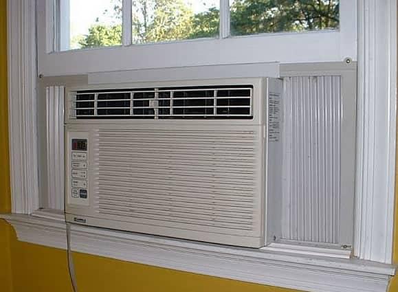 compresor en aire acondicionado 1 min