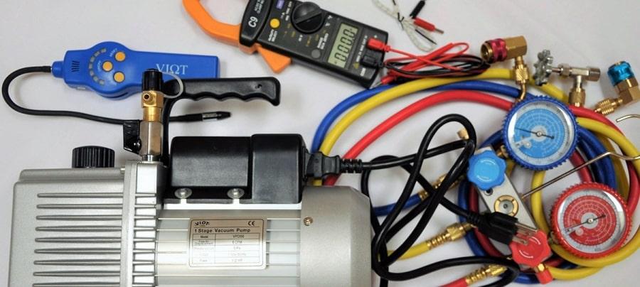 compresor para aire acondicionado 1 min